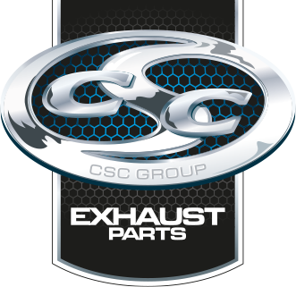 CSC Exhaust Parts Logo