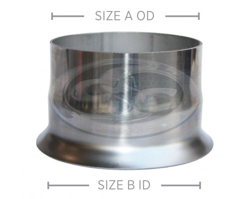 Stainless Steel 22° Lipped Flanges - Expanded