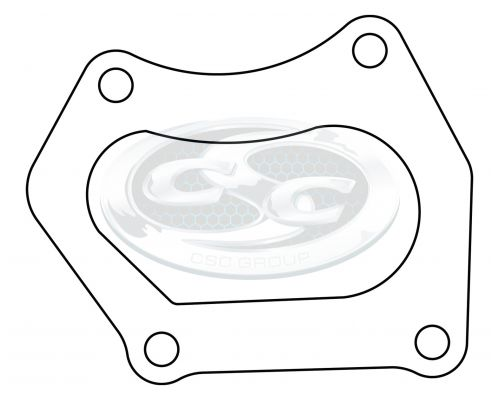 3.0Ltr TDI 2002 Ford Courier Turbo Plate