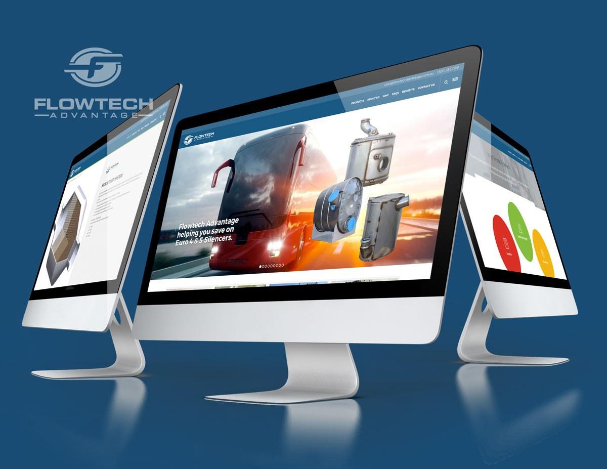 Flowtech-Advantage-Website
